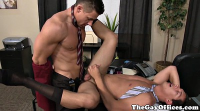 Gay, Office masturbation
