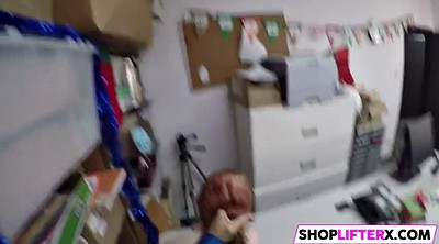 Shoplifting, Police office