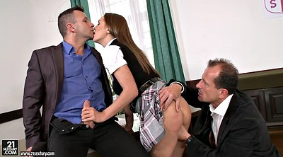 Spank, Teacher, Spanking girl, Russian throat, Girl spanking, Teacher spanking