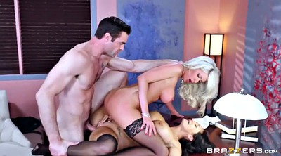 Boss, Interview, Ava addams, Office feet, Mature feet, Threesome casting