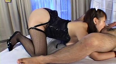 Maid, Maid big cock, Titty, Asian maid, Sitting