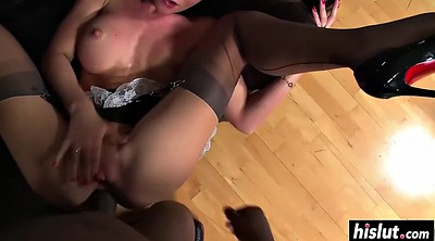 Blacked creampie, July