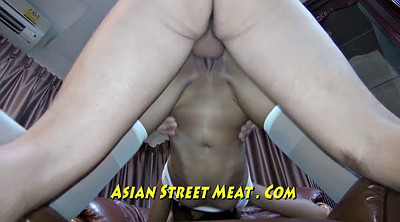 Asian granny, Teen thai