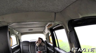 Fake taxi, Fake, Car sex, Used