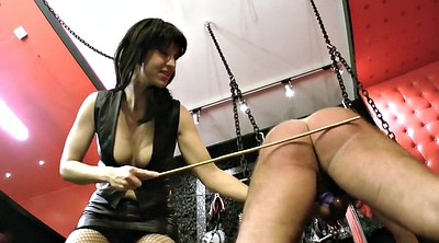 Whipping, Caning, Femdom caning