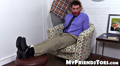Foot gagging, Gay feet, Gay foot, Chase, Foot gag