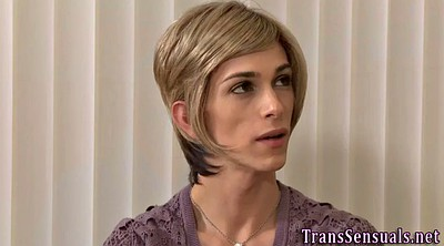Trans, Shemale hd, Trans blonde