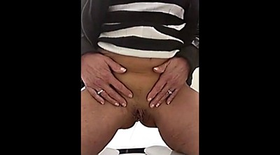 Public masturbation, Dirty panties