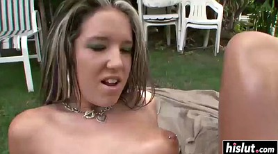 Outdoor, Interracial deepthroat