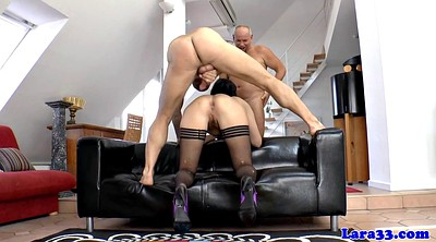 Two, Matures anal