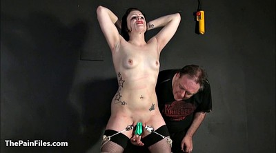 Spank, Stocking, Whipping, Whip, Black stockings, Whipped tits