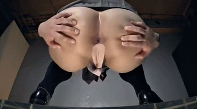 Sexy booty, Asian asshole