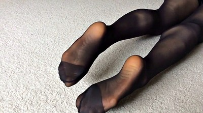 Nylon feet, Nylon foot, Footing