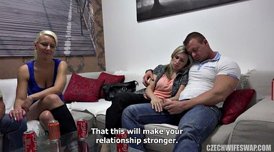 Swap, Swap wife, Czech wife
