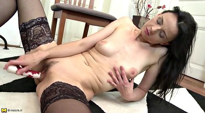 Young wife, Mature mom