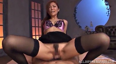 Orgasms, Japanese cowgirl