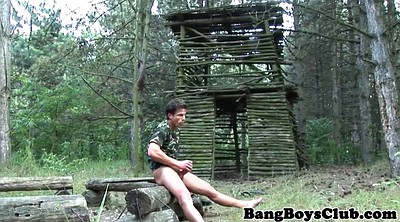 Outdoor masturbation, Army