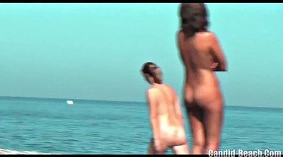 Chubby, Spy, Nudist, Spy cam, Beach voyeur, Nudists