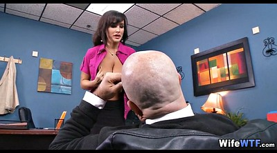 Lisa ann, At work