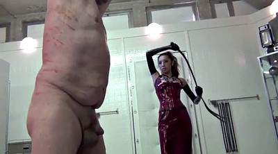 Latex, Whip, Goddess, Cruel