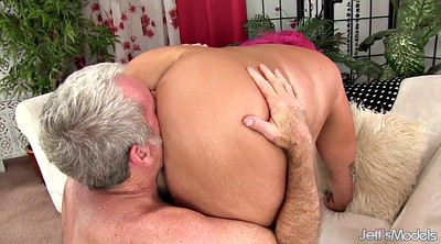 Licking, Face fuck, Fat mature, Fat man, Bbw kissing