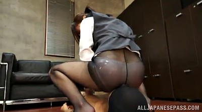 Japanese pantyhose, Asian pantyhose, Japanese lick