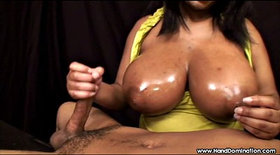 Ebony, Huge boobs