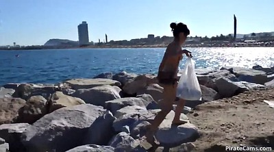 Pee, Stranger, Walk naked, Solo squirt, Public squirt