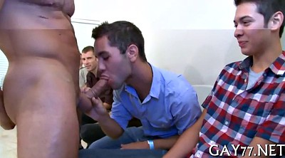 Cock sucking, Stage, Gay boy