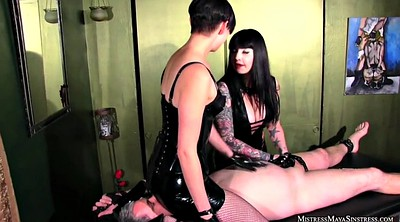 Strapon, Mistress t, Maya, Friends, Strapon man, Tortured