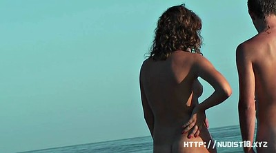 Spy, Spying, Nude, Spy cam, Nude beach