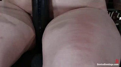 Tortured, Pink, Wet pussy