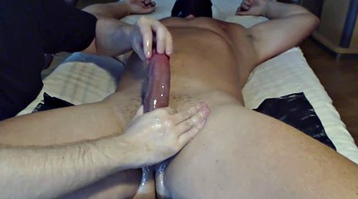 Tied up handjob, Tied handjob, Gay slave