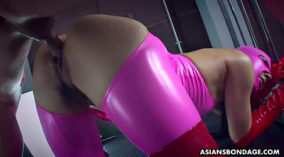 Latex, Japanese bdsm, Dick, Japanese latex, Master, Latex japanese