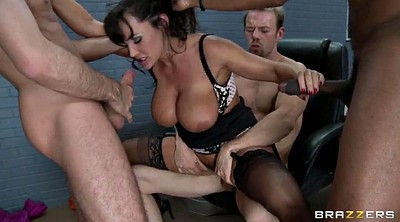 Lisa ann, Prison, Anne, Hairy milfs