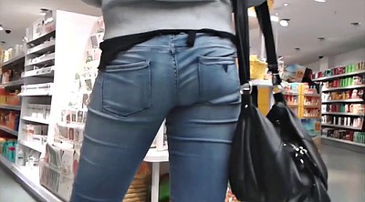 Hidden ass, Candid
