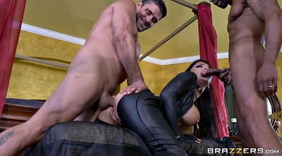 Romi rain, Leather, Gloved, Glove
