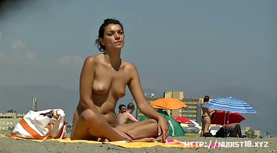 Beach, Nudists, Nudist beach