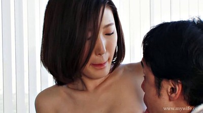 Licking, Asian beauty, Nipple licking, Japanese nipple, Asian milf
