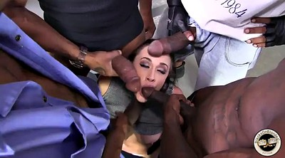 Monster cock, Chanel preston, Monster anal, Black gangbang