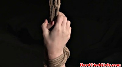 Hogtied, Whipping