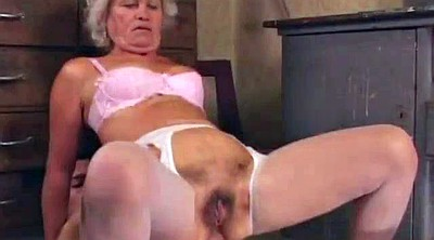 Grannies, Matures hairy anal, Granny hairy