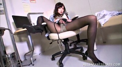 Pantyhose, Asian nurse, Asian pantyhose, Asian model