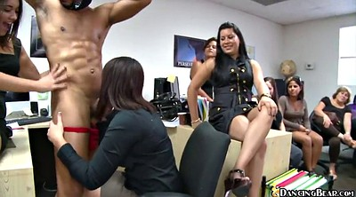 Office sex, Cfnm party
