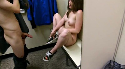 Anal, Room, Throated, Dress room