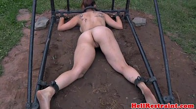 Bound, Mature bdsm, Bdsm outdoor
