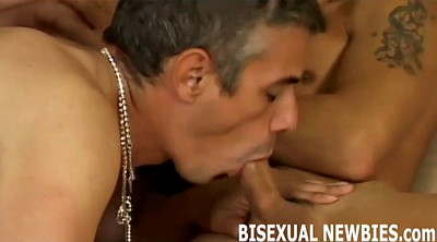First time, Bdsm gay, Kissing