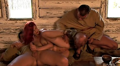 Double anal, Rough anal, Scream anal, Double blowjob, Anal scream, Anal dp
