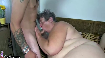 Young threesome, Teen and old, Old fat, Fat granny, Chubby granny, Bbw dildo