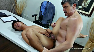 Asian young, Old daddy gay, Old daddy, Asian old gay